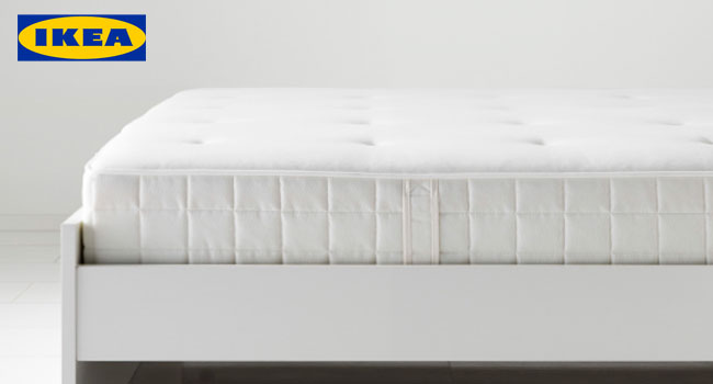 brand overview ikea mattress reviews best morgedal mattress