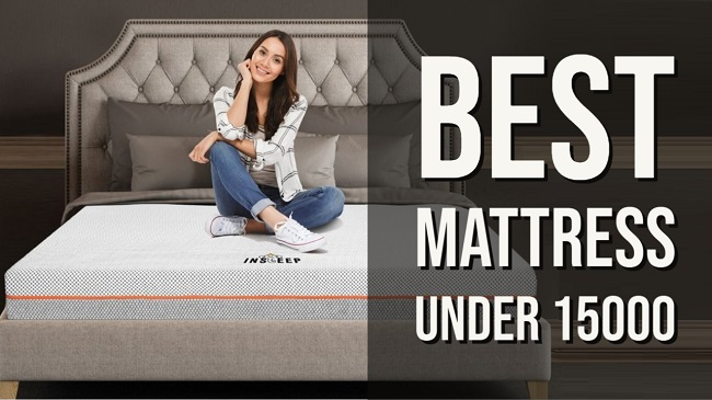 Best mattress under 15000 in India