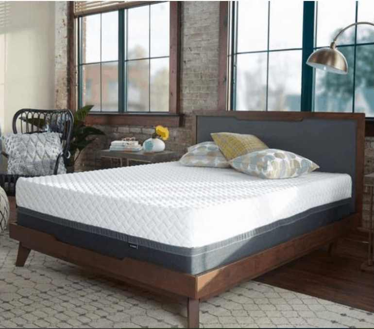 Orthopedic & memory foam mattress