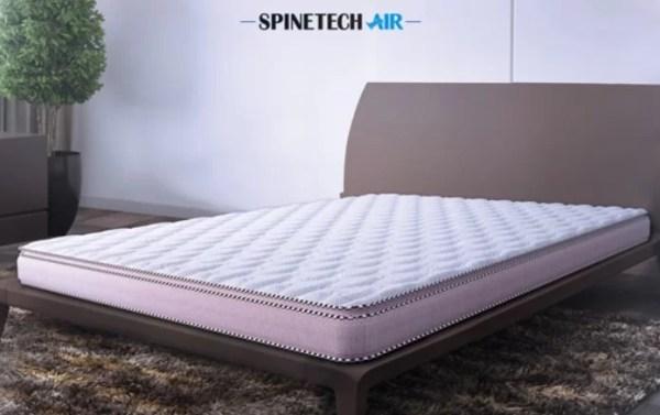Sleepwell Spinetech Air Mattress Review