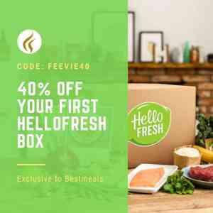 HelloFresh Discount