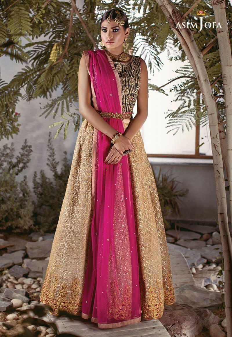 Asian Mehndi Clothes