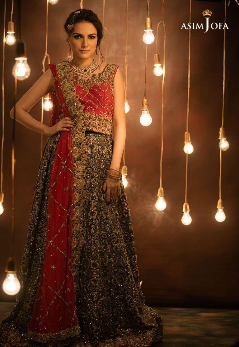 Mehndi Clothes for Brides