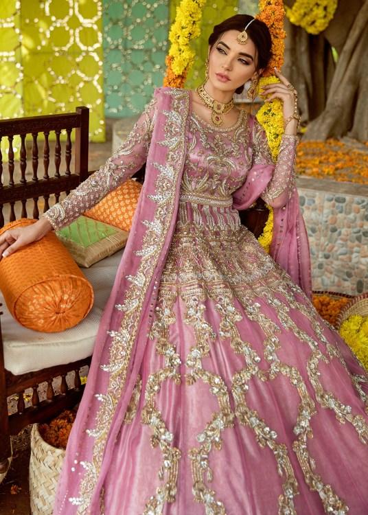wedding mehndi dresses pakistani