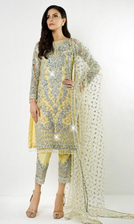 Mehndi Dresses for Bridemaids