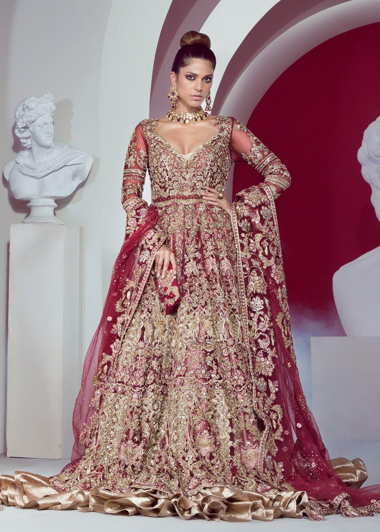 Shiza HassanDesigner Pakistani Wedding Dress