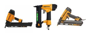Brad Nailer vs. Finish Nailer vs. Framing Nailer (What is The Best Nail Gun?)