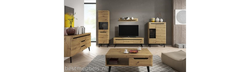 complete woonkamers with woonkamer set compleet