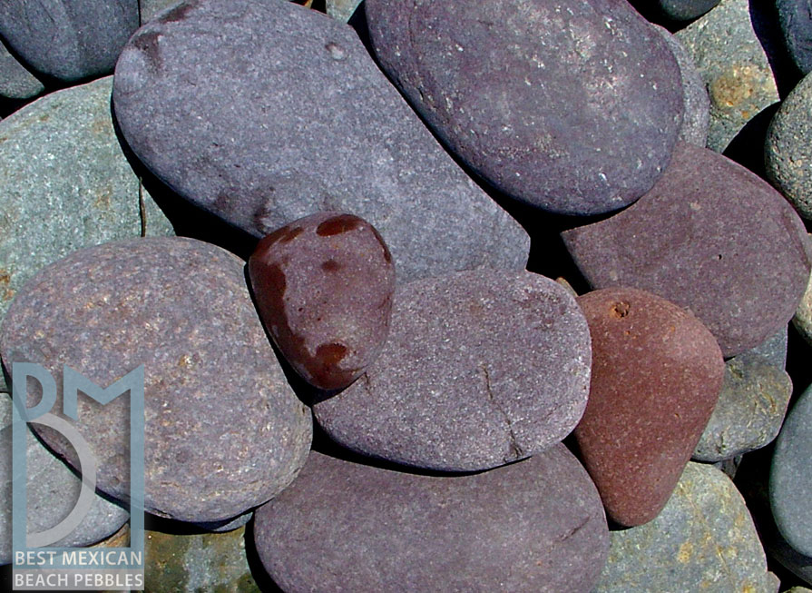 River Rock Pebbles Landscaping
