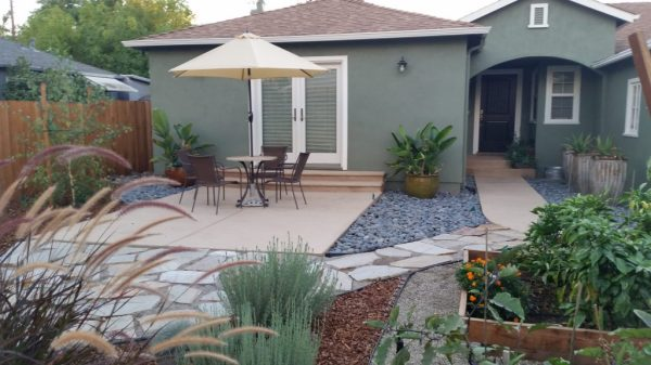 latest river rock landscaping trends