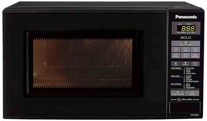 Panasonic 20 L Solo Microwave Oven