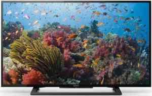 Sony 80 cm (32 Inches) HD Ready LED TV KLV-32R202F (Black) (2018 model)