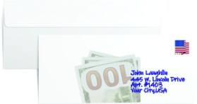 Drop Card Idea - Real Estate Enevlope
