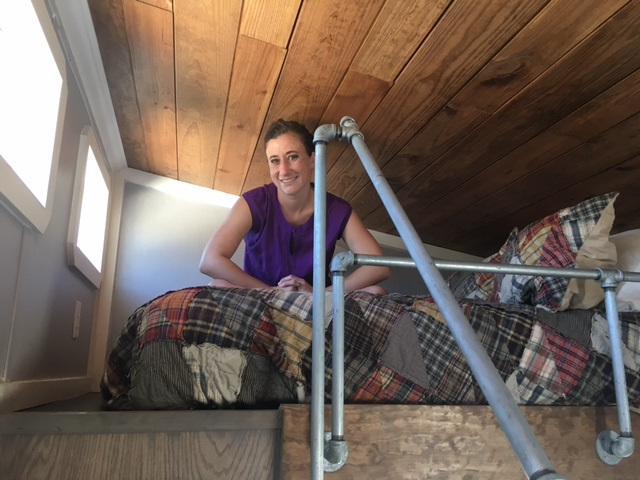 Are you obsessed with watching tiny house tours? How practical is it to live tiny? Here's my experience of what it's like to stay in a tiny home