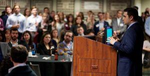 Side Hustles Faith Jennifer Baugh YCP Event