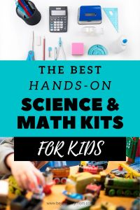 Best Educational Science and Math Kits For Kids