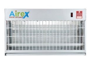 Airex 40W Double Tube Electric Mosquito Insect Killer for Commercial Use
