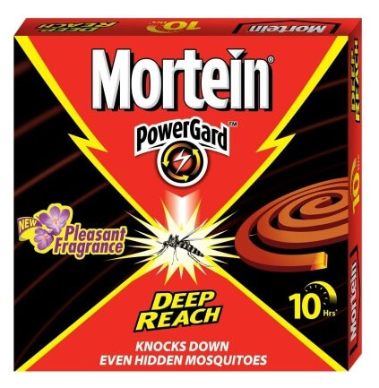 Mortein Power Booster Coil