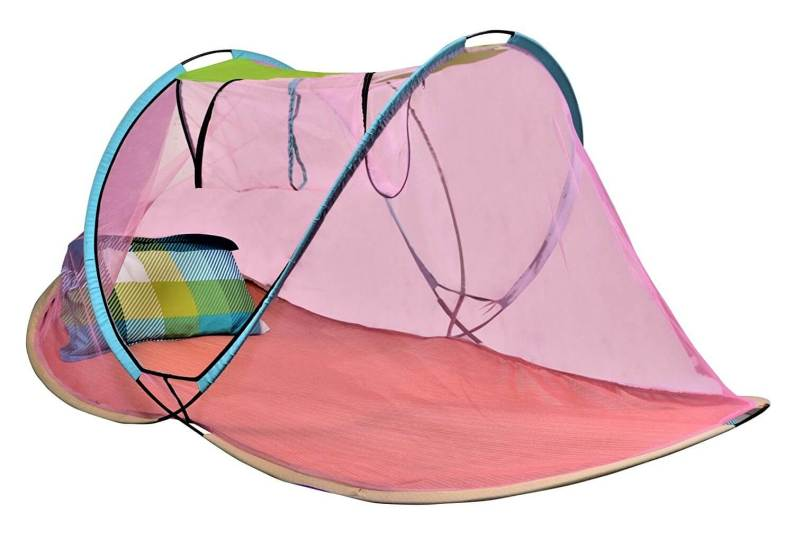 AmazingHind Mosquito Net.Foldable Mosquito Net for Single Bed