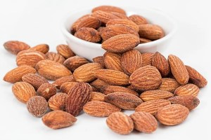 Almonds you can buy as healthy snack for friends helping you move