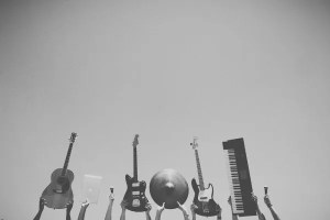 Instruments in the air