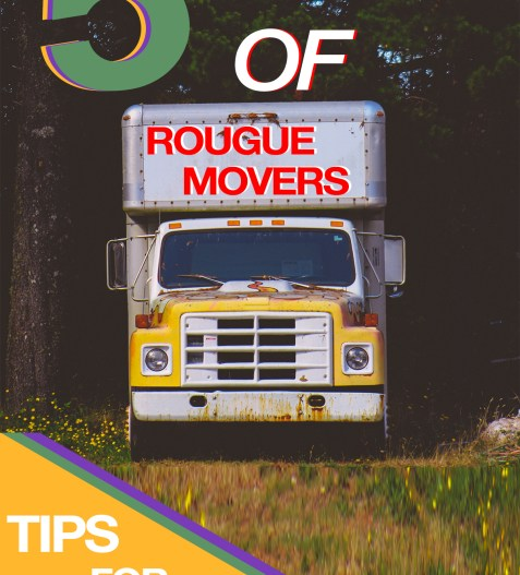 Best Movers League Blog - Moving Tips - 5 signs you are hiring rogue movers