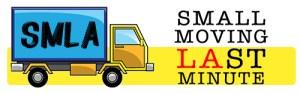 Small Moving Los Angeles moving company, logo