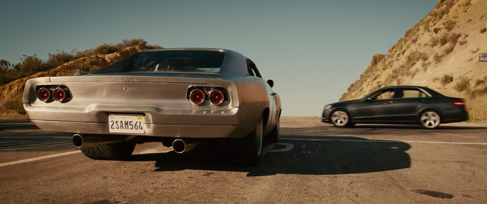 All The Cars In Furious 7 2015