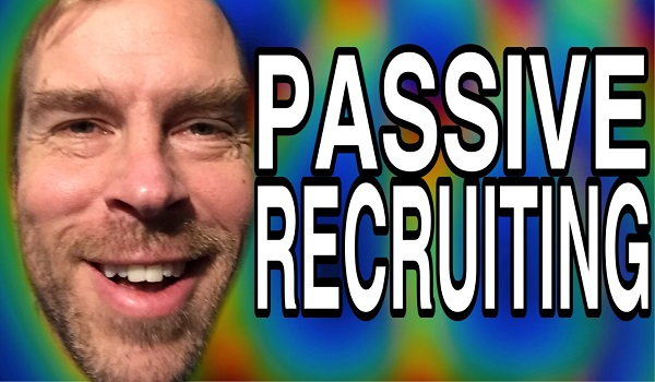 Passive Prospecting, Lead Generation, Recruiting, and Closing 2021