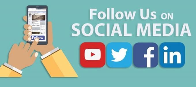 follow us on social media profiles best business builders blog follower platforms
