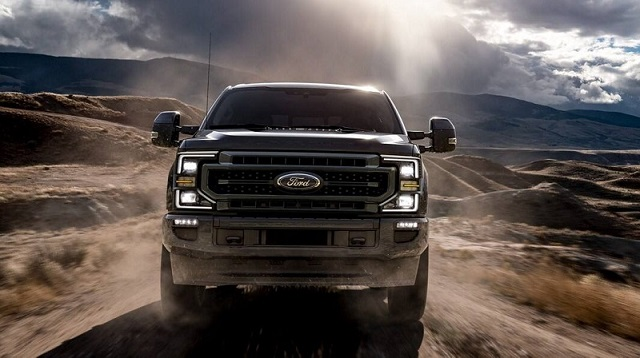 2022 Ford Excursion review