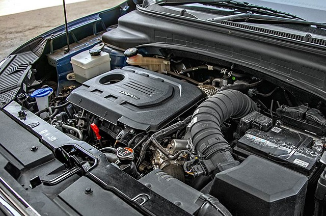 2022 Hyundai Creta engine