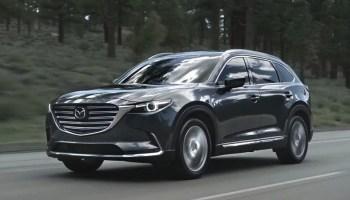 2022 Mazda CX-9 review