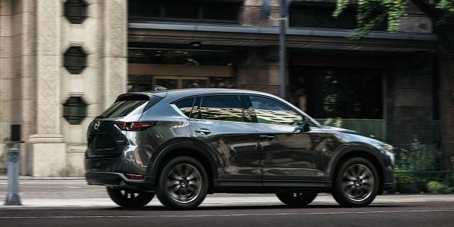 2022 Mazda CX-5 Release Date