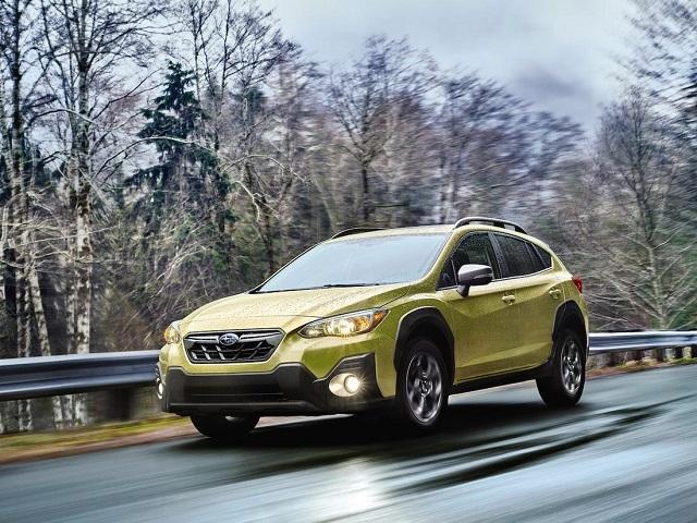 2021 Subaru Crosstrek price