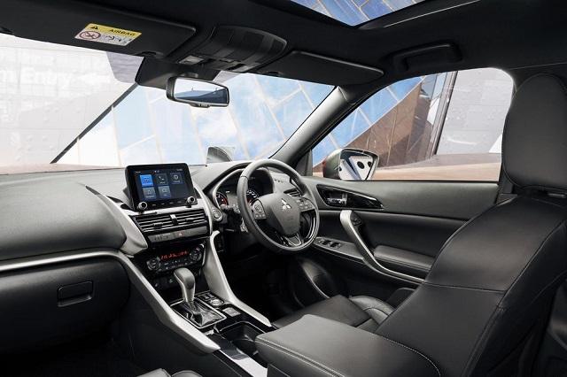 2022 Mitsubishi Eclipse Cross interior