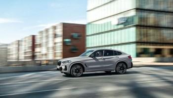 2022 BMW X4 featured