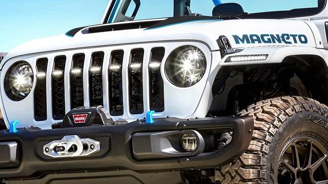2023 Jeep Wrangler Magneto