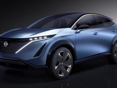 2023 Nissan Murano Render
