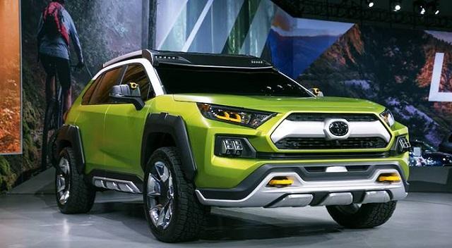 2023 Toyota 4Runner rendering