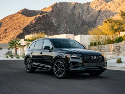2023 Audi Q7 Featured