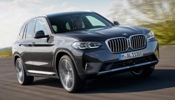 2023 BMW X3 featured