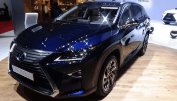 2021 Lexus Rx 350l Changse Specs And Redesign Best New Suvs