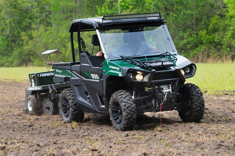 2016 Bad Boy Stampede 900 Eps Review Price Engine