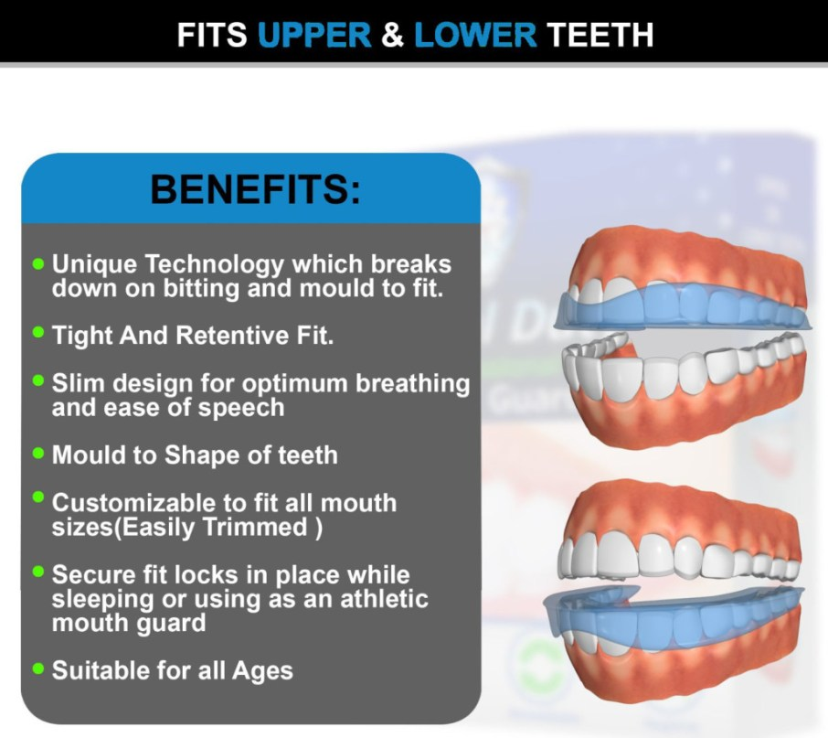 Dental Duty Mouth Guard 4 Pack Review Best Night Sleep Ever