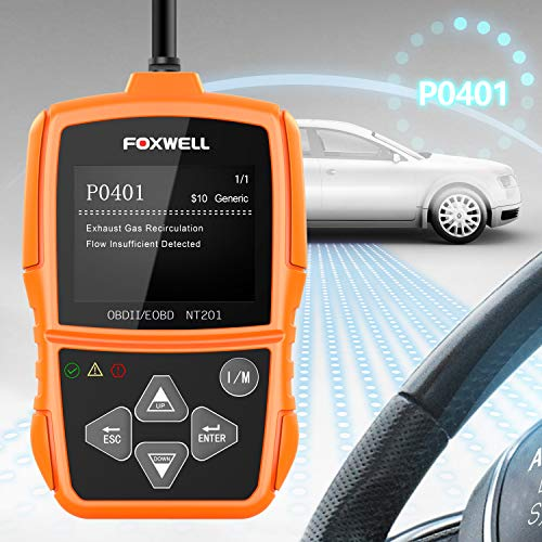 Foxwell NT201 Review