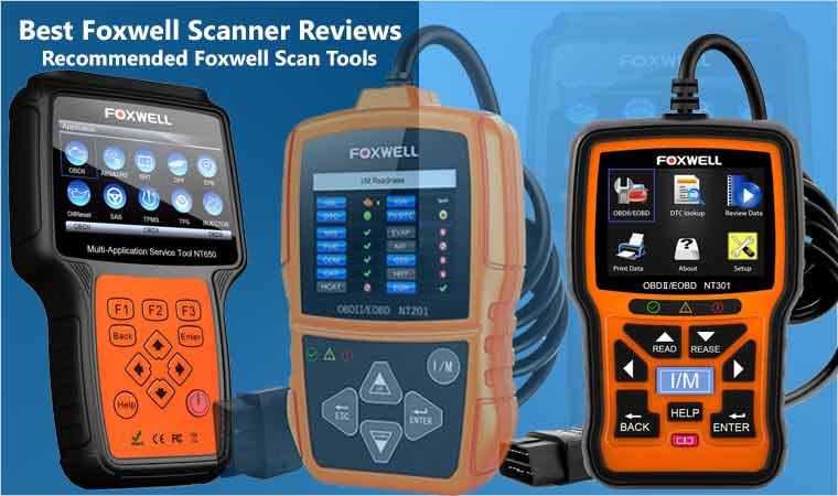 best Foxwell obd2 scanner