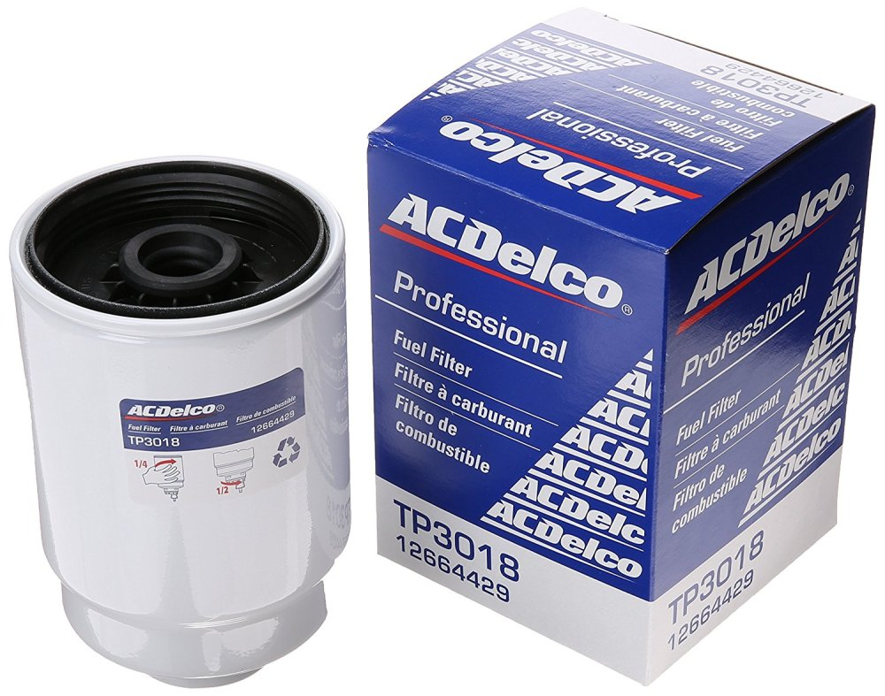 medium resolution of acdelco professional fuel filter winner best duramax fuel filter