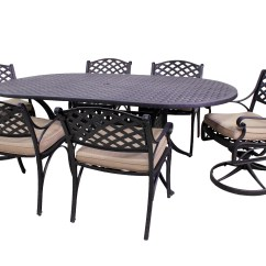 2 X 4 Dining Chairs Rattan Papasan Chair Le Terrace Collection Swivel Rockers