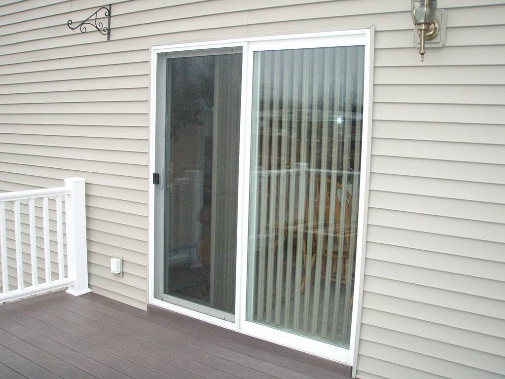 Exterior glass patio doors -  Exterior Patio Door Trim